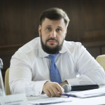 The leader of Uspishna Kraina political party and the founder of the initiative Restoring Donbas Oleksandr Klymenko