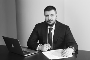 The founder of the initiative Oleksandr Klymenko