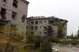 Sloviansk and Semyonovka will spend the winter without rebuilding homes