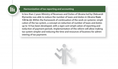 Harmonization of tax reporting and accounting