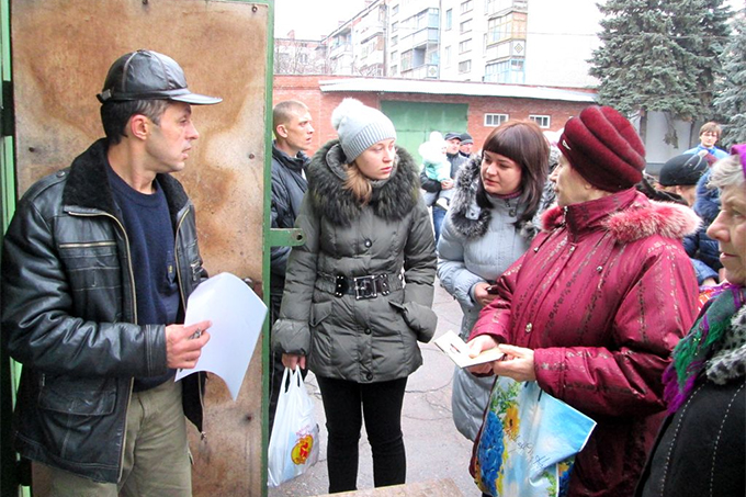"""Cabinet of Ministers has limited the rights of IDPs by its regulation – experts of """"Restoring Donbas"""""""