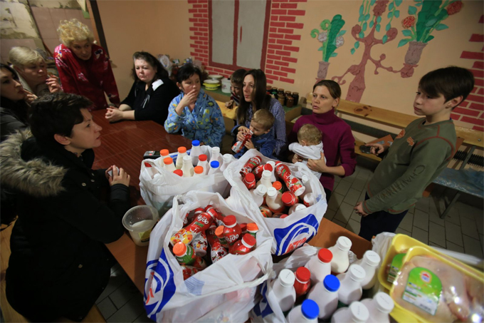 "Anyone who is willing to help can now become an online volunteer – ""Restoring Donbas"""