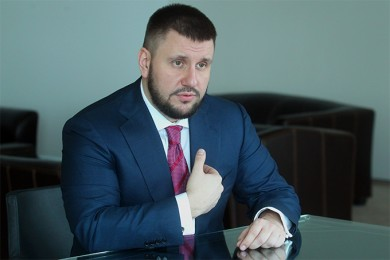Penal sanctions kill business in Donbas, – Klymenko