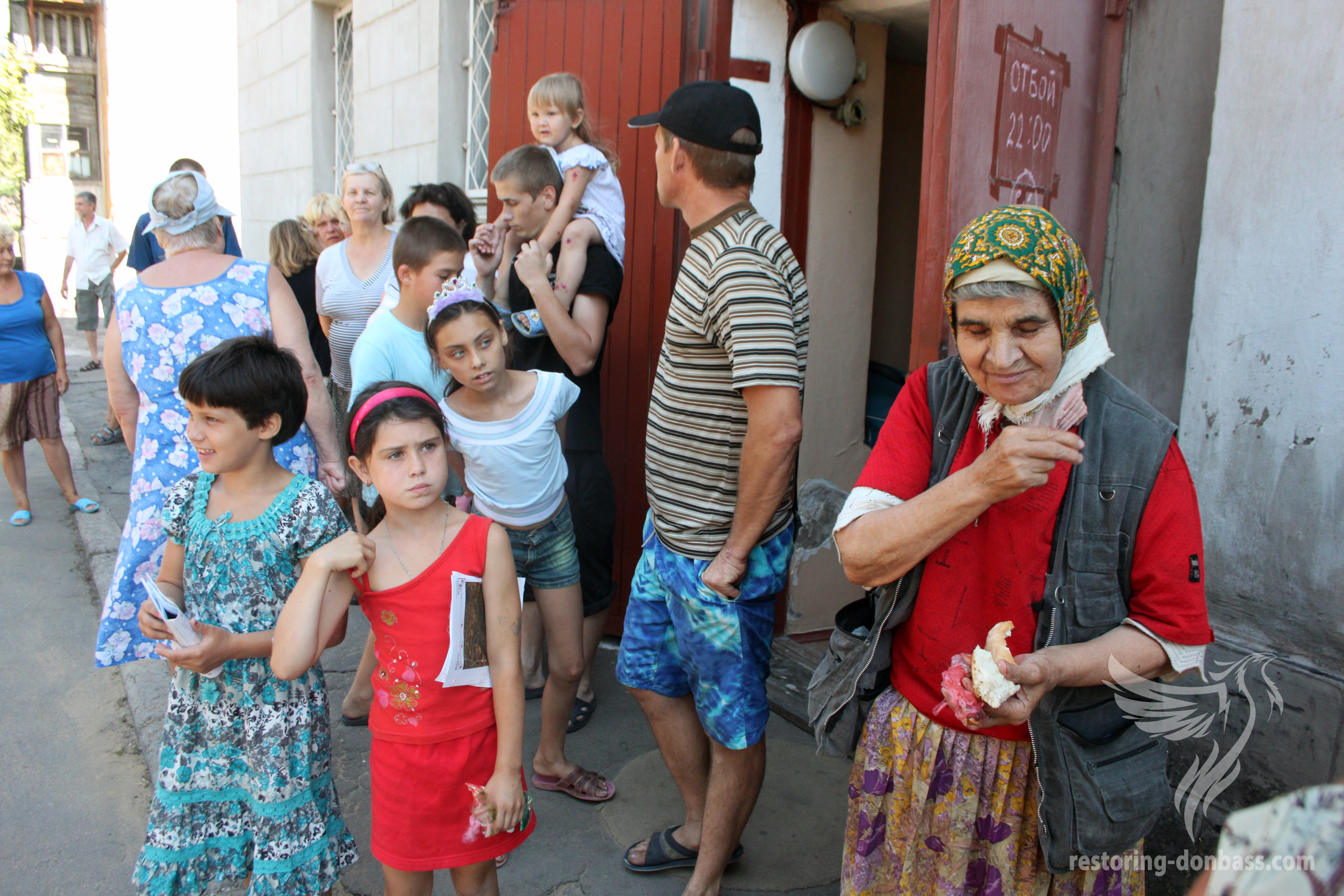 Experts called the main problems of internally displaced persons and residents of Donbas