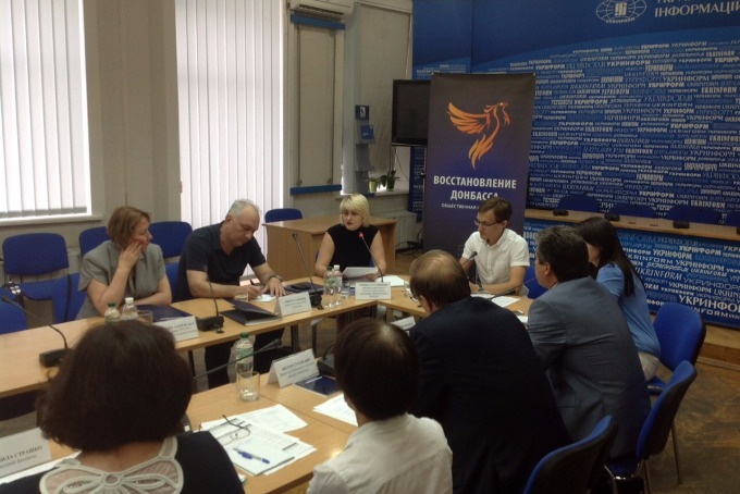 """Restoring Donbas"" starts to provide tax advice and consultations"