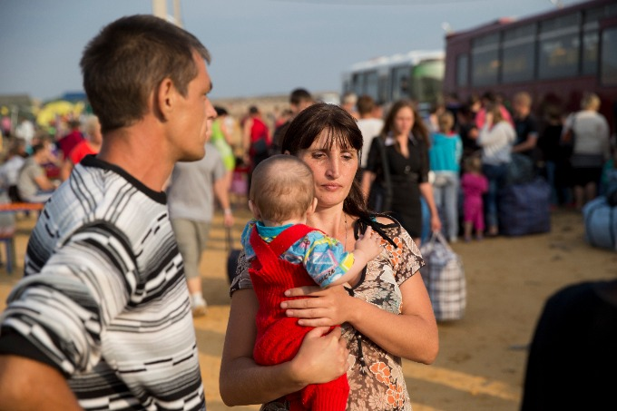 In September, growth in the number of IDPs in Ukraine has slowed down to 2.5 times