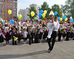 Our future – To STUDY! Fedor Shlyopov