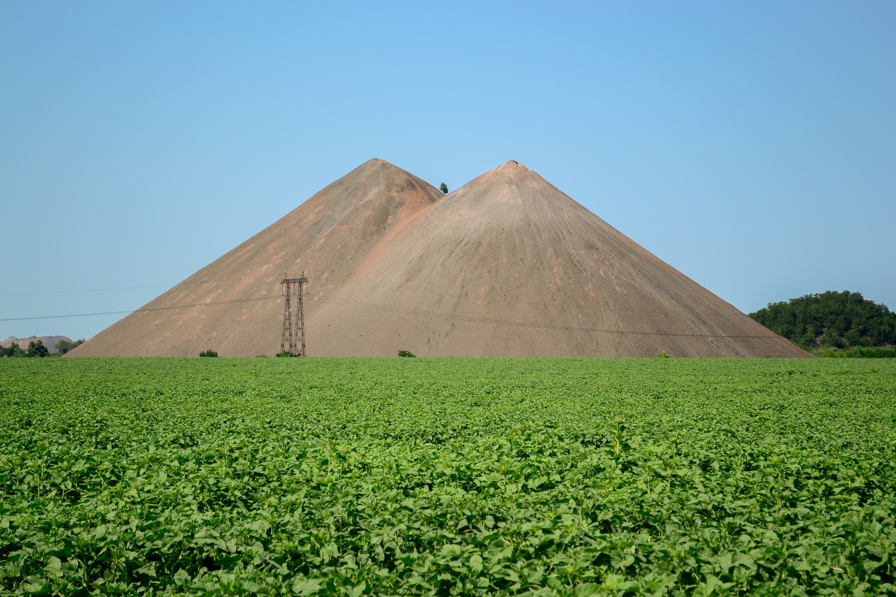 Pyramids of Donbas. Dmitry of Torubalko