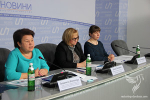 """""""Restoring Donbas"""" demands for respect for the rights of children in Donetsk and Luhansk regions"""