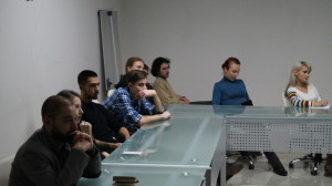 "A free workshop for photographers organized by ""Restoring Donbas"" took place in Kiev"