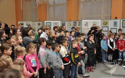Children from different regions of Ukraine appealed to Donbas children