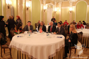 """""""Restoring Donbas"""" took part in the meeting of Social Council of Ukraine"""