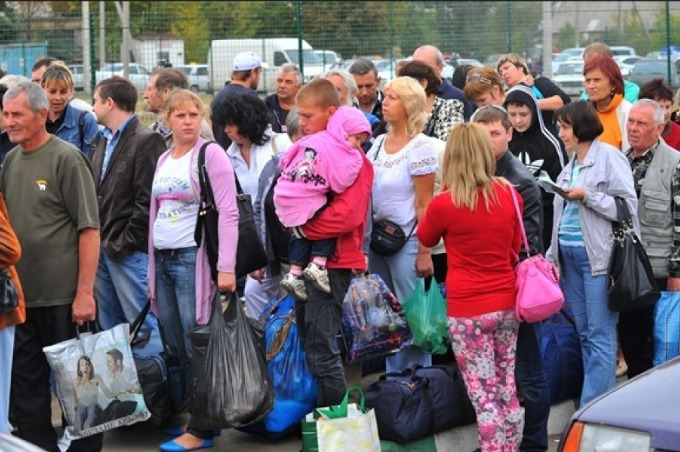 Displaced Persons Being Forced to Leave for Uncontrolled Territories – Restoring Donbas