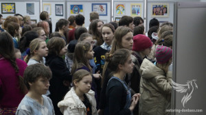 Taras Shevchenko Art School Ready to Accept Children from Donbas for Studies