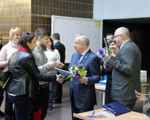 """Rewarding of """"Restore Donbas together"""" competition winners"""