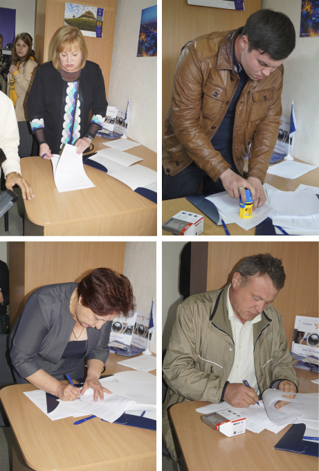 """Restoring Donbas"" opened the Center of social help in Sumy"