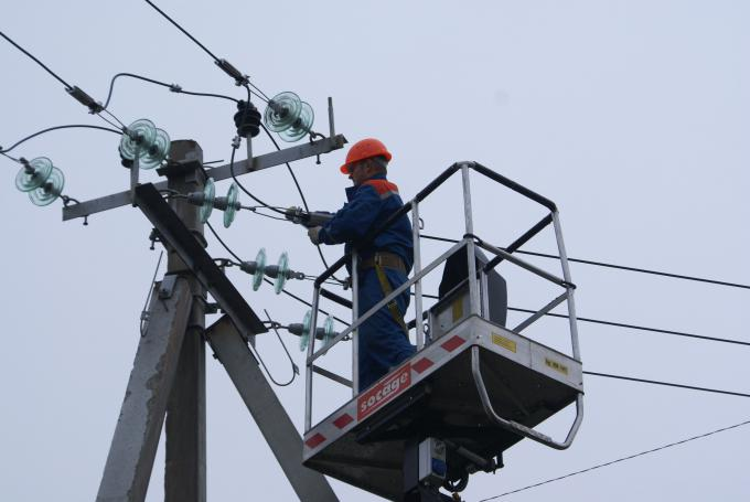 30 thousand left with no electricity due to worsening of the situation in Luhansk