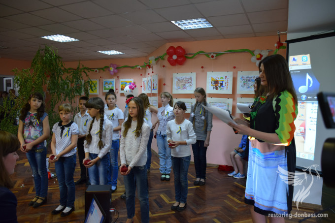 New Social and cultural center opened in Druzhkovka