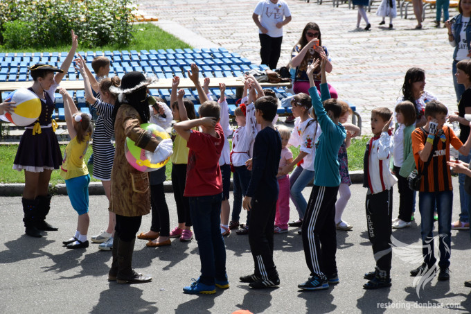 400 Ukrainian children turned to foreign heads of state asking for peace in Ukraine
