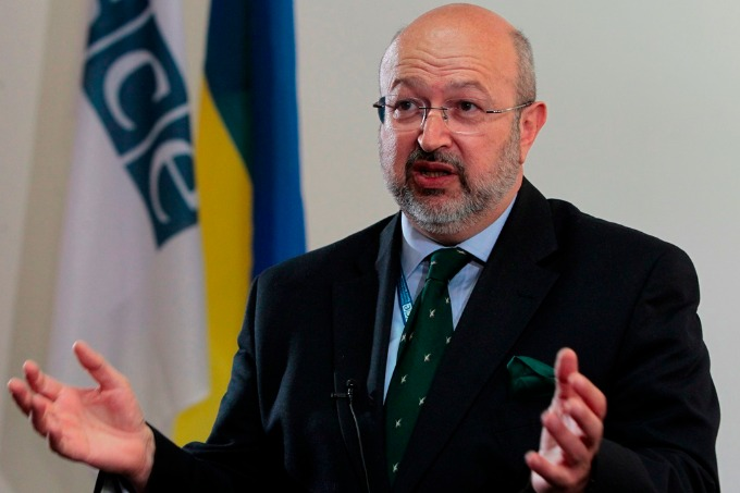 No discussions regarding embodiment of the peacekeeping mission in Donbas – Zannier