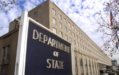 US State Department welcomed the ceasefire in Donbas