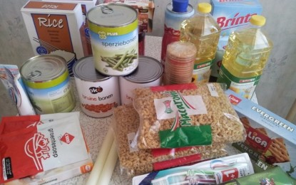 The Ministry of ATO and IDPs says about the problems with food in eastern Ukraine