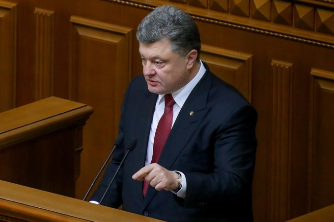 Diplomacy based on the defence capabilities of the Army is the only option to return Donbass – President of Ukraine