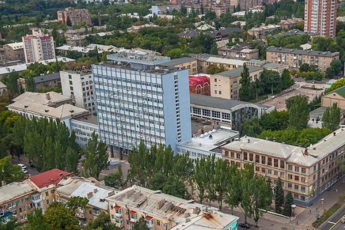 Donetsk National University ranked among the best universities in the world