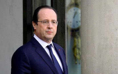 Still possible a high risk of escalation of the conflict in Donbas – the President of France
