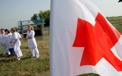 The Red Cross assists to find missing persons in Donbas