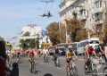 "Volunteers of ""Restoring Donbas"" have organized a bicycle race in Sumy"