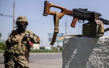 Ceasefire in Petrovsky district of Donetsk would begin today at 15:00 – representatives of so-called DPR