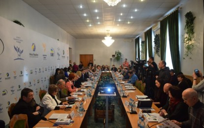 An alternative plan for peace and reintegration of Donbas was presented in Kyiv