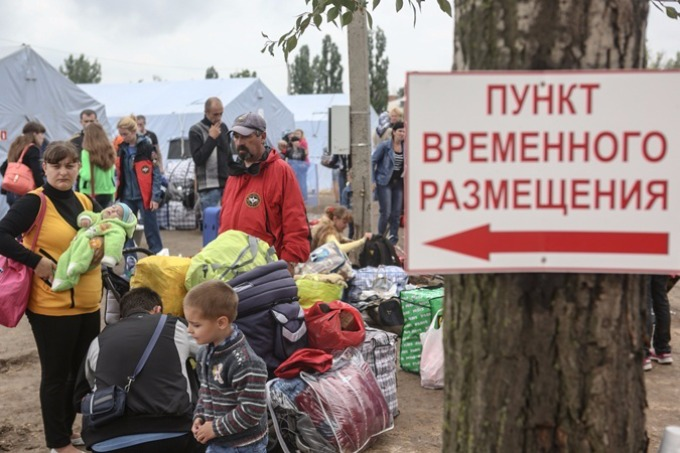 The number of IDPs increased for the last week, – Ministry of Social Police of Ukraine