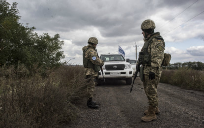 Special Monitoring Mission (SMM) to Ukraine reports of denial of access