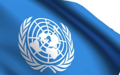 The UN sent to Luhansk 54 trucks with humanitarian aid