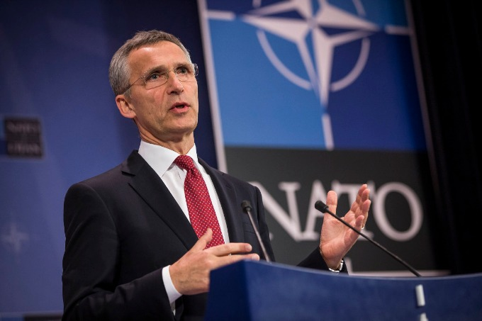 """NATO Secretary General said that the security situation in the Donbass """"extremely difficult"""""""