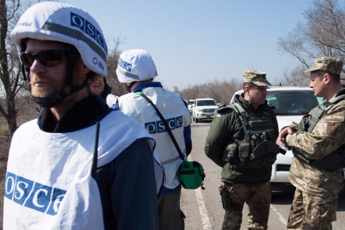 Donbas threatens ecological disaster – OSCE observers