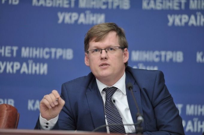 The Government of Ukraine has no opportunity to pay pensions in the uncontrolled territories, – Rozenko