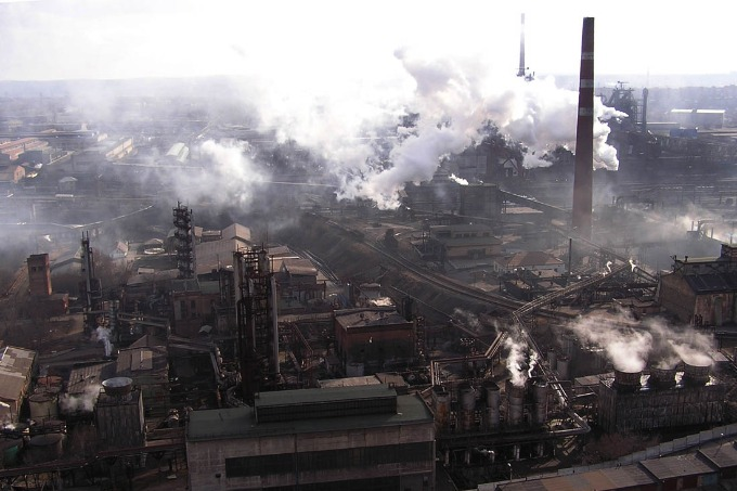 Mariupol Steel Plant reduced production due to the blockade