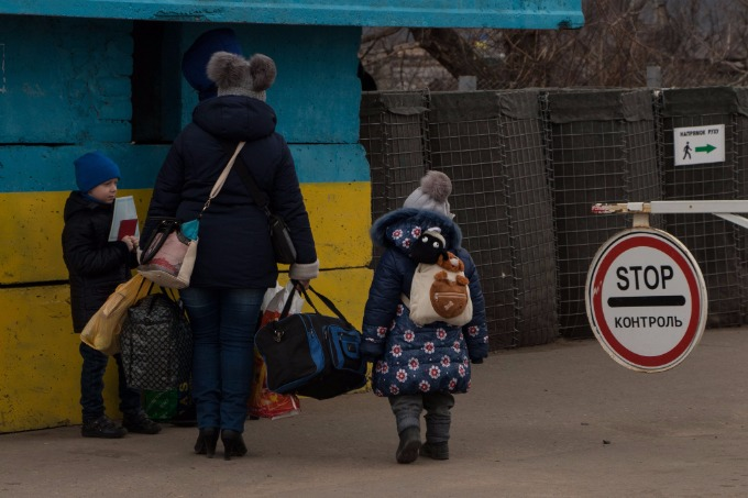 New list of goods permitted for crossers through EECP in Donbas