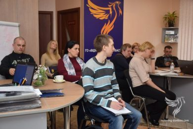 Workshop on IDPs rights held in Kyiv
