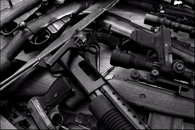 Import of weapons is prohibited in Donetsk region