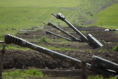 """The """"regime of silence"""" introduced in Donbas"""