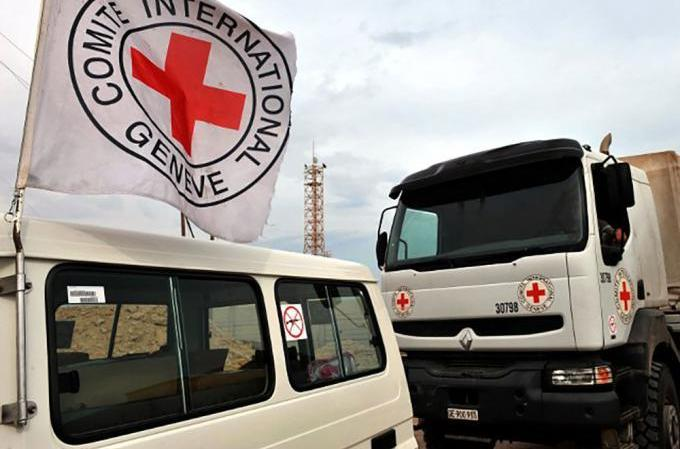 The Red Cross assisted to more than a million Ukrainians from Donbas