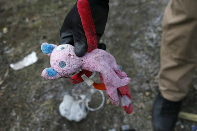 42 children had died due mines explosions in Donbas