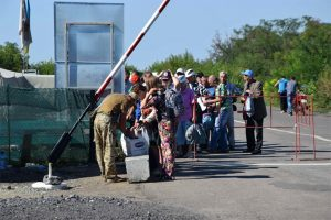 A full-fledged state border has been creating in Donbas, - Restoring Donbas
