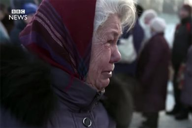 Life in Ukraine as fighting escalates – BBC News