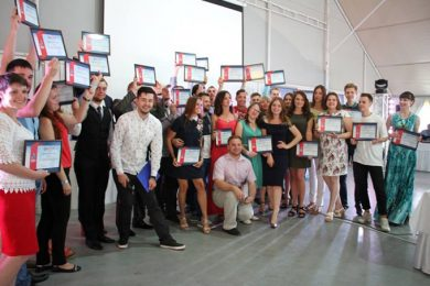 Graduates of the school of Klymenko are going to implement dozens of projects in Ukraine