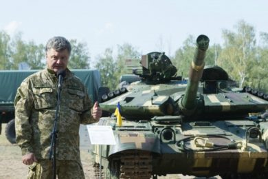 Poroshenko usurps the power on the pretext of Donbas reintegration, – experts